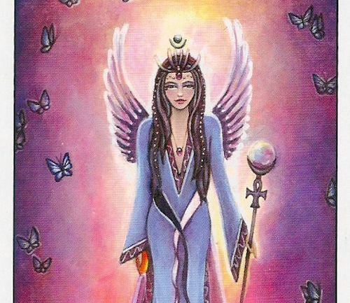 Tarot Series~Major Arcana Card 2: The High Priestess
