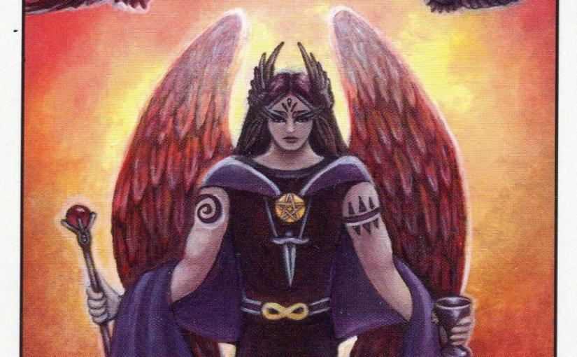 Tarot Series~Major Arcana Card 1: TheMagician