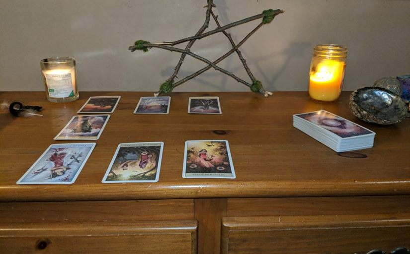 Weekly Tarot Reading: April 22nd-28th 2018