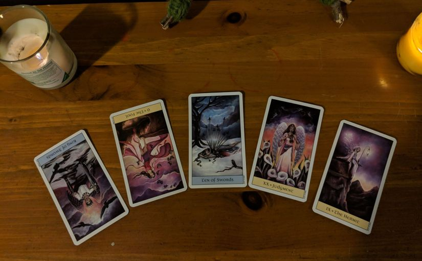 Weekly Tarot Reading: Beltane reading