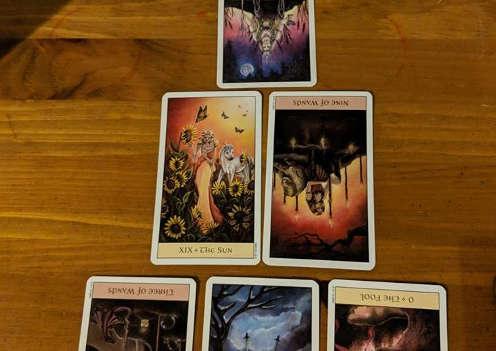Weekly Tarot Reading: Stay or Go RelationshipSpread