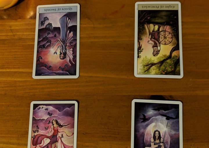 Weekly Tarot Spread: Exploring Past Lives