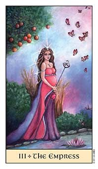 Tarot Series~Major Arcana Card 3: The Empress