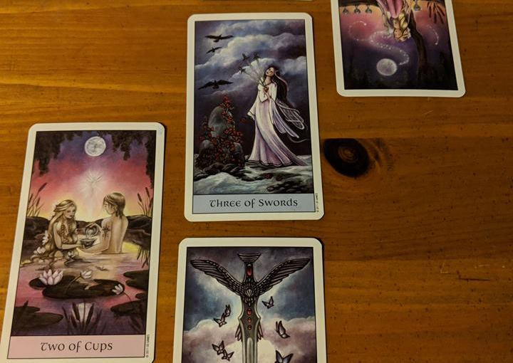 Weekly Tarot Spread: Balancing and Cleansing the Solar Plexus Chakra
