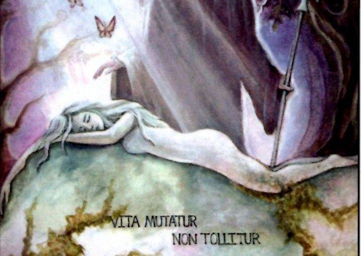 Tarot Series~Major Arcana Card 13:Death