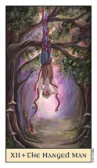 Tarot Series~Major Arcana card 12: The Hanged Man