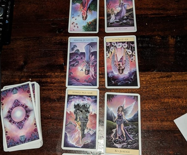 Weekly Tarot Spread: Get to Know Yourself Better