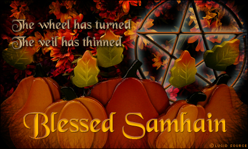Wheel of the Year: Samhain