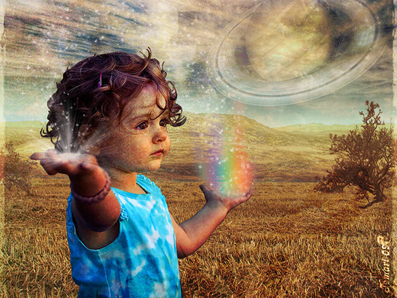 11 Signs You're a Rainbow Child