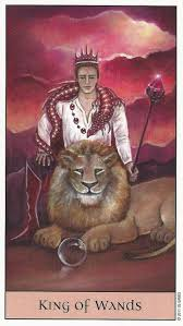 Tarot Series~Minor Arcana: King of Wands