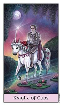 Tarot Series~Minor Arcana: Knight of Cups