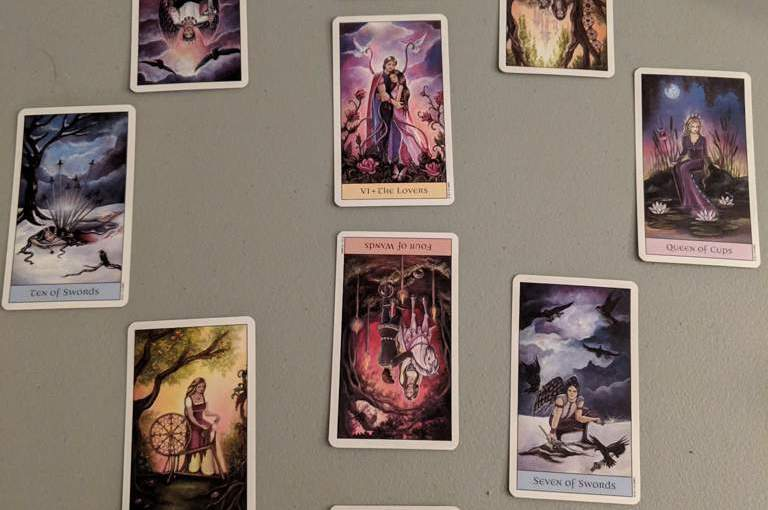 Weekly Tarot Series: Starseed Identity Spread