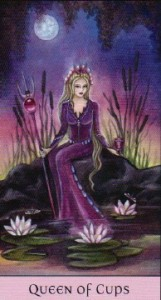 Tarot Series~Minor Arcana: Queen of Cups