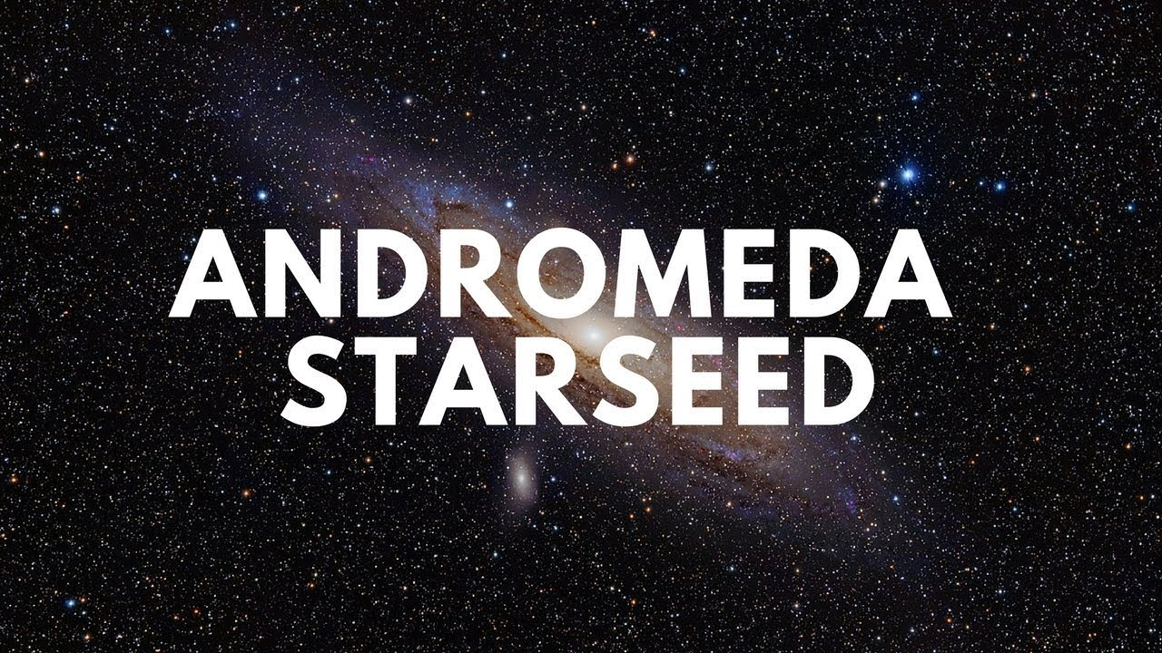 Starseed Alien Races: Andromedan – Wiccans aren't Wicked