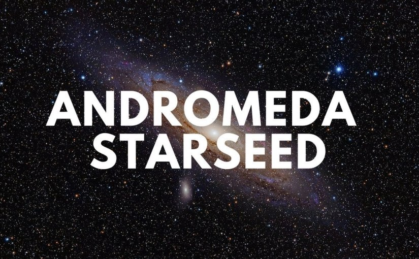 Starseed Alien Races: Andromedan