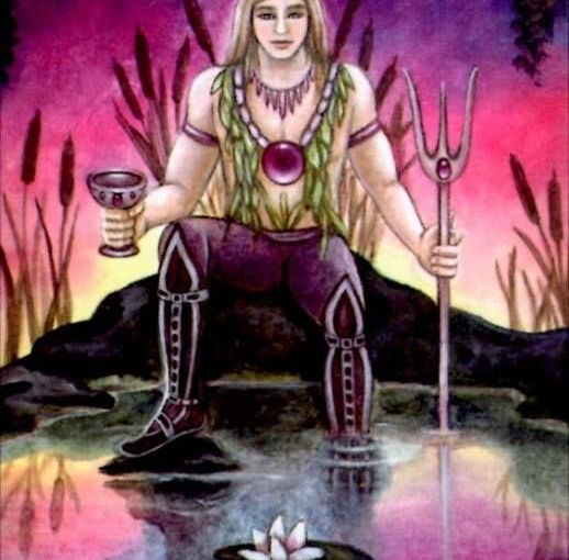 Tarot Series~Minor Arcana: King of Cups