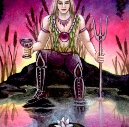 Tarot Series~Minor Arcana: King ofCups