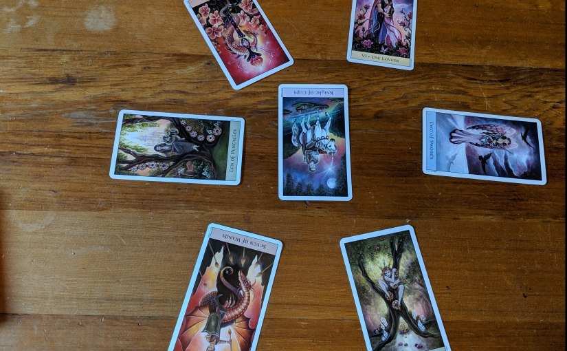 Weekly Tarot Reading: Let Your Soul Shine (Summer Solstice spread)
