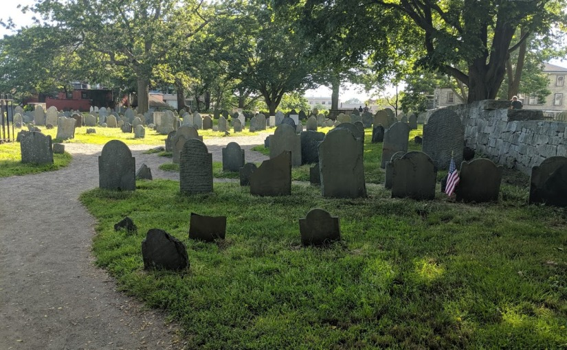 Everything I did on my trip to Salem and if I would recommendit