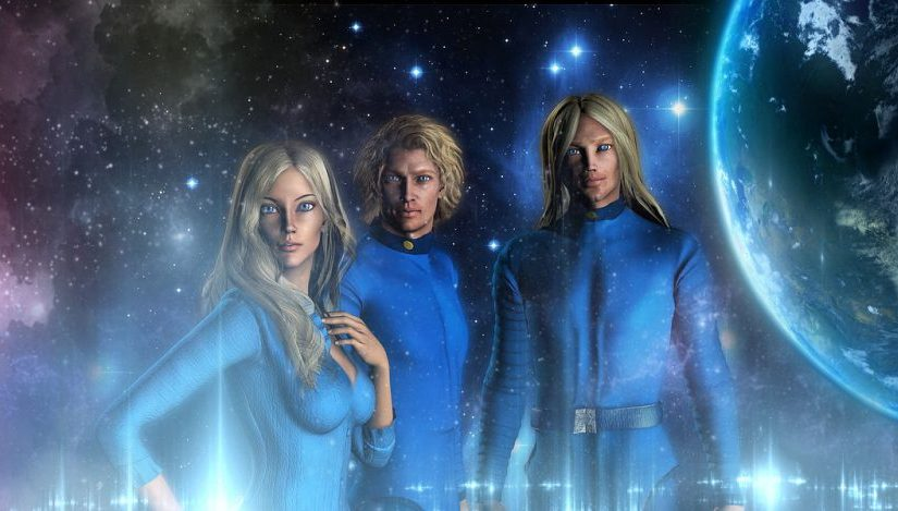 Starseed Alien Race: Pleiades