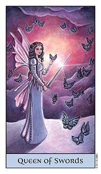 Tarot Series~Minor Arcana: Queen of Swords